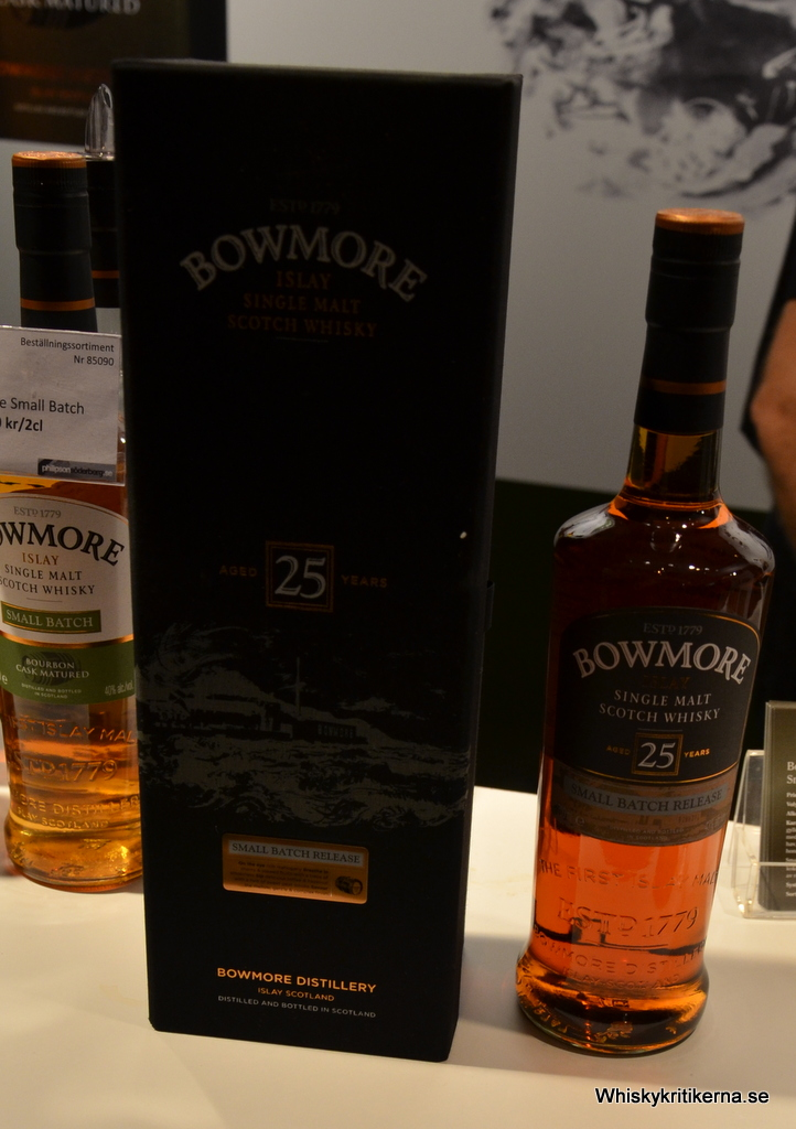 Bowmore25