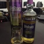 BenRiach 15 y.o. 'Dark Rum Wood Finish'