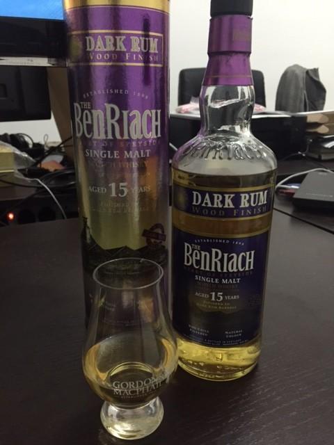 benriach-darkrum