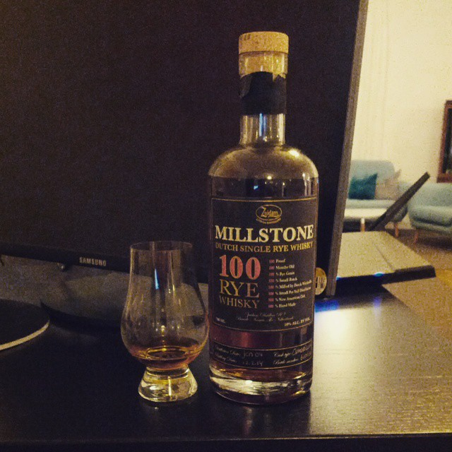 Millstone Single Dutch Rye 100